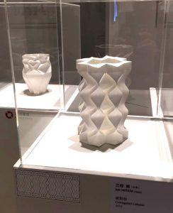 Jun Mitani geometric origami
